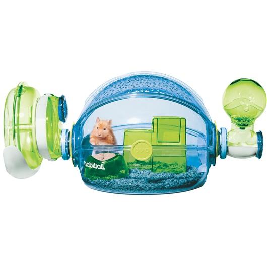 Hamstera Habitrail Ovo – Home Blue Edition