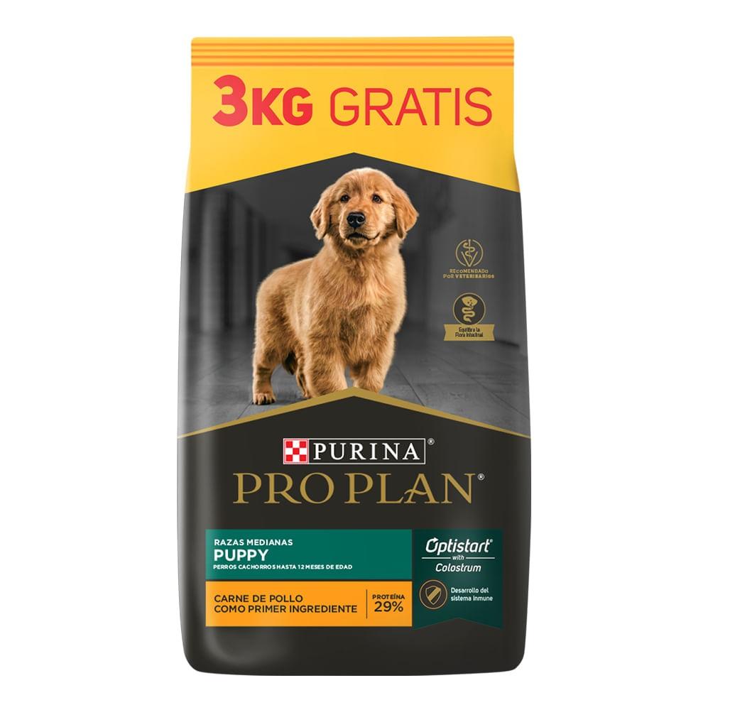 Proplan Puppy 15 kg + 3 Kg de Regalo
